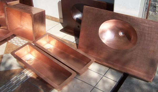 Copper Sinks Maintenance And Care