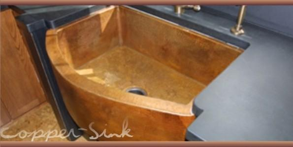 Best Price Kitchen Sinks : lowest best price kitchen copper sinks - CopperSinksCentral.com