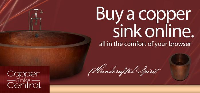 buy best copper sinks